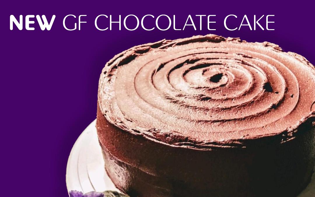 New GF Chocolate Cake